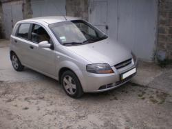 Автомобиль Chevrolet Aveo LS ( Шевроле Авео ) хетчбэк