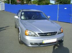 Автомобиль Chevrolet Evanda ( Шевроле Эванда )