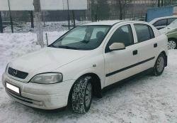Автомобиль Opel Astra 1.4E  ( Опель Астра ) хэтчбэк
