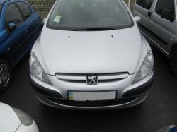 Автомобиль Peugeot 307  1.6E  ( Пежо 307  )  2006 г.в.