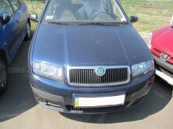 Автомобиль Skoda Fabia 1.4E  ( Шкода Фабиа ) 2004 г.в.