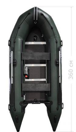 Надувная лодка AQUA STAR ( Аква Стар ) К-360
