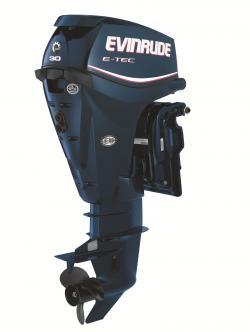 Лодочный мотор E 30DR  EVINRUDE ( Эвинруд )