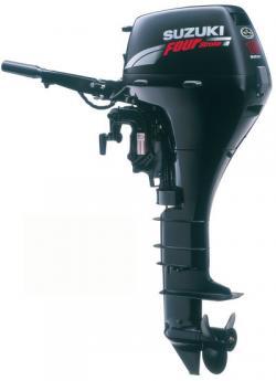 Лодочный мотор DF 15S  SUZUKI (Сузуки, Судзуки)