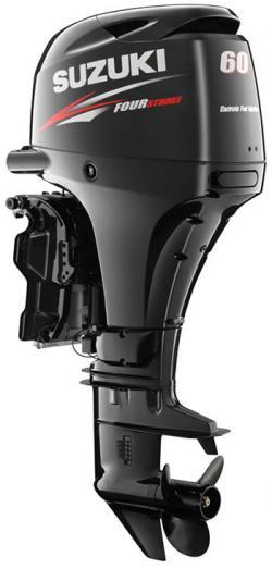 Лодочный мотор DF 60ATL  SUZUKI (Сузуки, Судзуки) новая модель