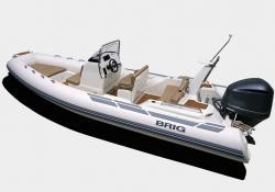 Лодка Brig RIB Eagle 6.7 (Бриг РИБ Игл)