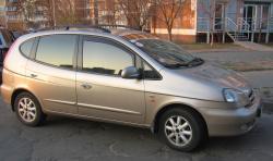 Автомобиль Chevrolet Tacuma ( Шевроле Такума )