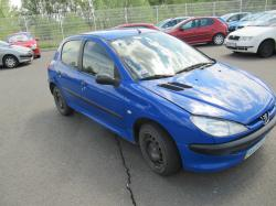 Автомобиль Peugeot 206 1.4E  ( Пежо 206 хэтчбэк ) 2003 г.в.