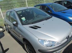 Автомобиль Peugeot 206 1.4E  ( Пежо 206 хэтчбэк ) 2006 г.в.