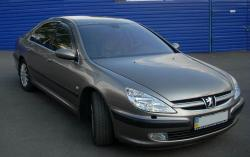 Автомобиль Peugeot 607 2.2Е Auto ( Пежо 607 седан )