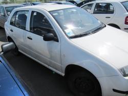 Автомобиль Skoda Fabia 1.4E  ( Шкода Фабиа ) 2003 г.в.