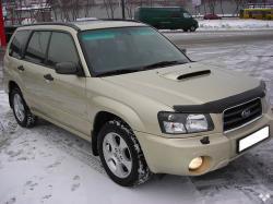 Автомобиль Subaru Forester XT 2.0E ( Субару Форестер )