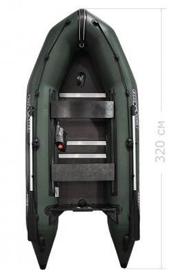 Надувная лодка AQUA STAR ( Аква Стар ) К-320