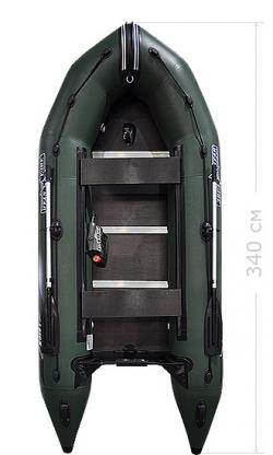 Надувная лодка AQUA STAR ( Аква Стар ) К-340