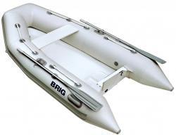 Надувная лодка BRIG Falcon ( БРИГ Фалькон ) F275 , лодка с пластиковым днищем