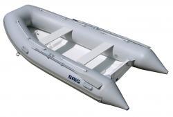 Надувная лодка BRIG Falcon ( БРИГ Фалькон ) F360 , лодка с пластиковым днищем