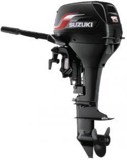 Лодочный мотор DT 15S  SUZUKI (Сузуки, Судзуки)