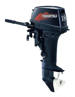 Лодочный мотор M 18E2S  TOHATSU ( Тохатсу, Тохацу )
