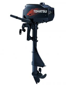 Лодочный мотор M 2.5A2S  TOHATSU ( Тохатсу, Тохацу )